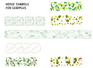 Hedge symbols