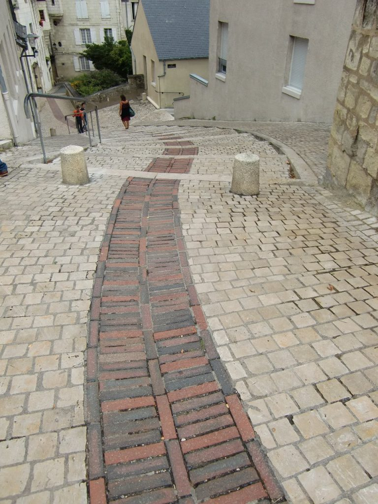 Complex Paving Patterns
